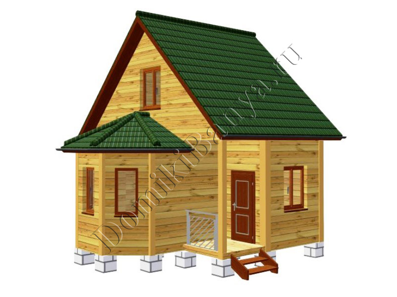 Каркасные дома под ключ